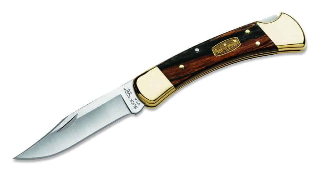 Buck Knives 110 Folding Hunter 50th Anniversary Edition