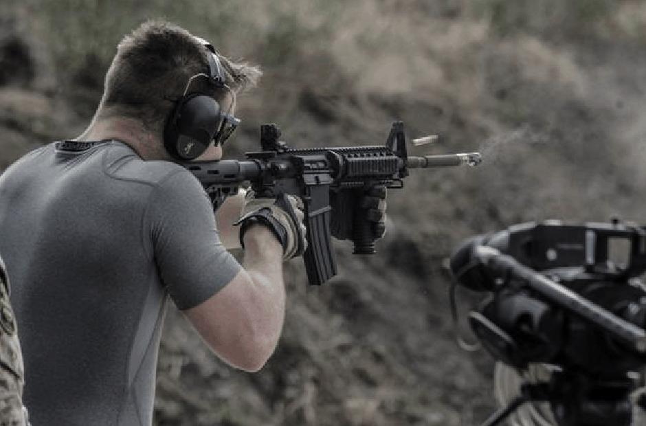 Battle Rifle Company Torture Test
