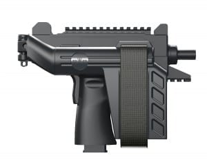 IWI US UZI PRO Pistol SB folded