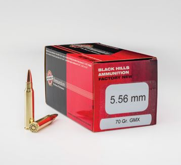 Black Hills 5 56 Ammunition