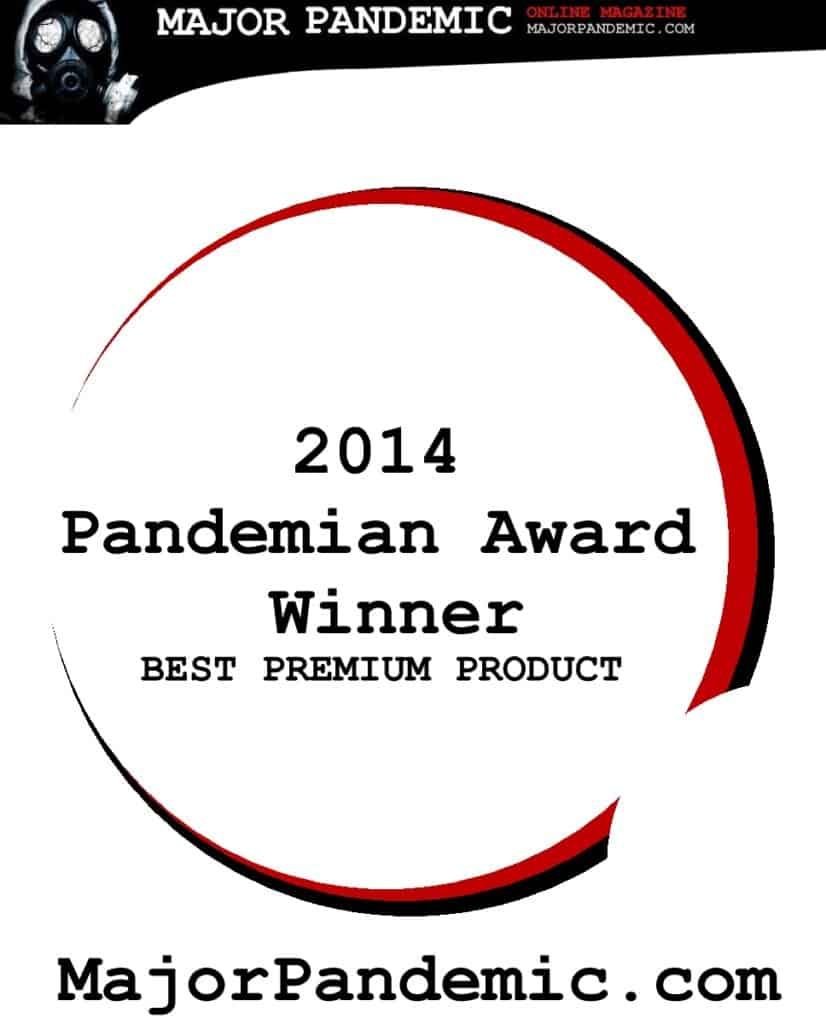 HIPERFIRE Wins Pandemian Best Premium Product Award