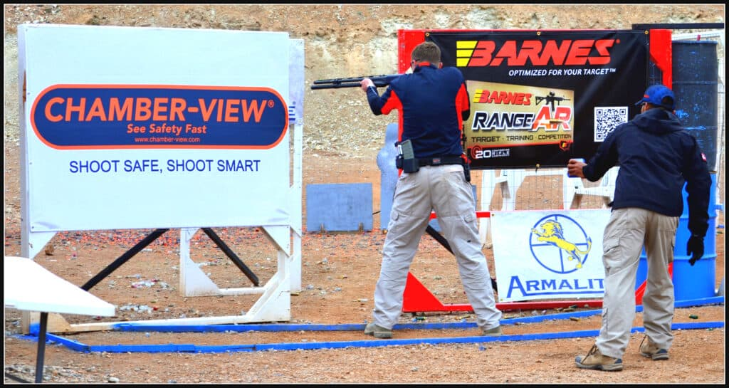 Chamber-View at 3-Gun Match