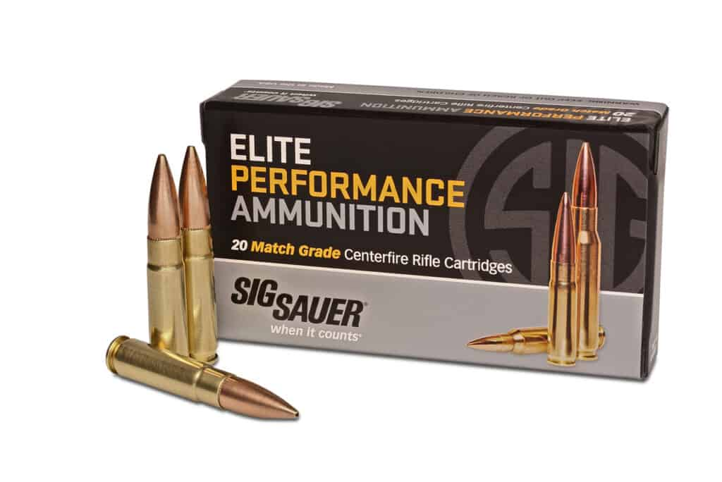 Sig Sauer Supersonic 300 Blackout Elite Performance Ammunition