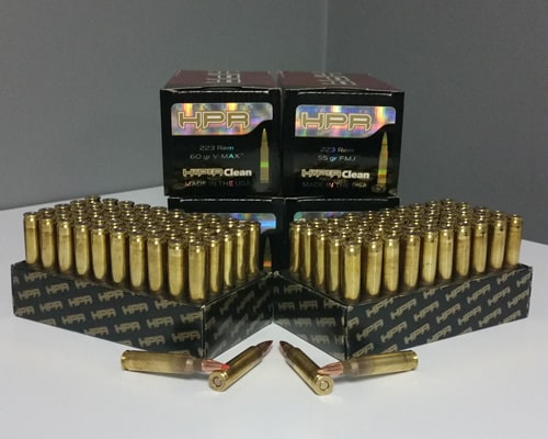 HPR 223 Ammunition
