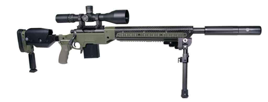 Bergara APD SWAT Rifle
