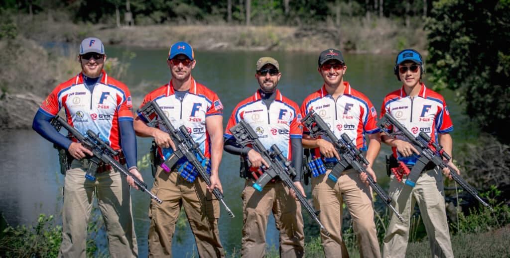2015 University of Florida 3Gun Team