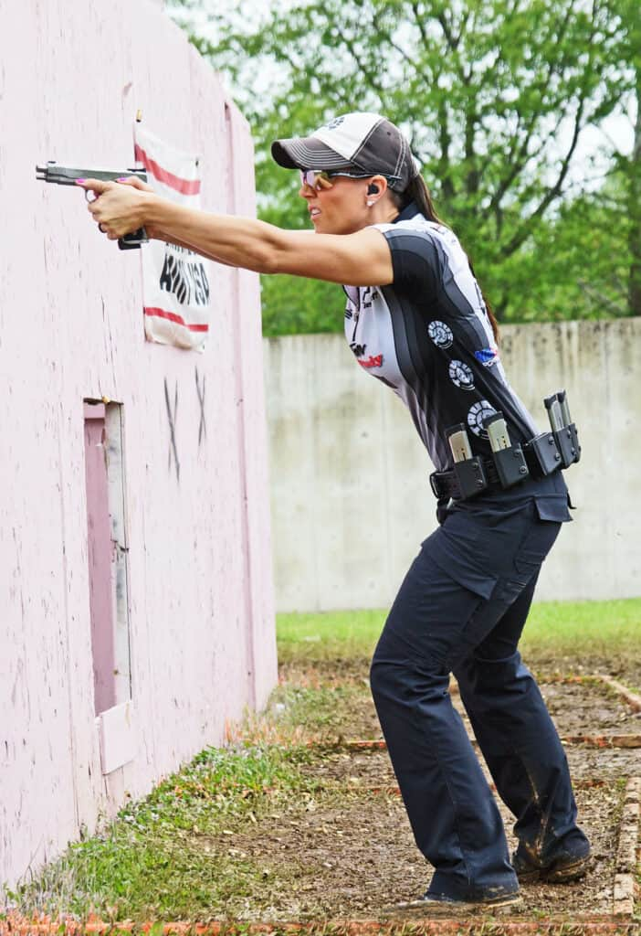 Jessie Duff at 2015 USPSA Single Stack Nationals