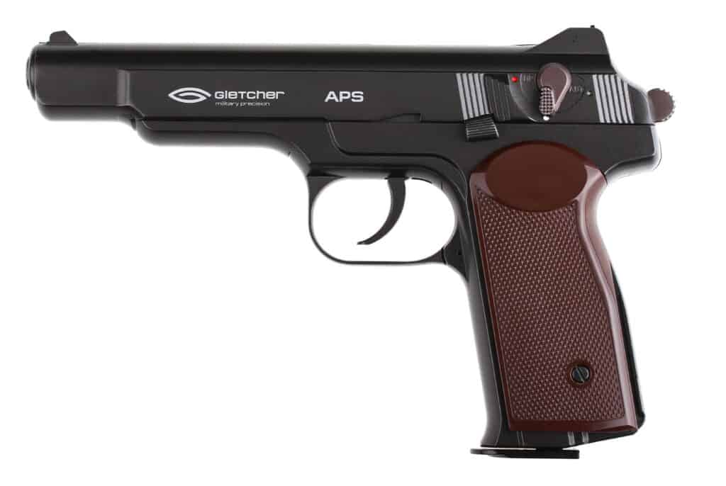 Gletcher APS Pistol