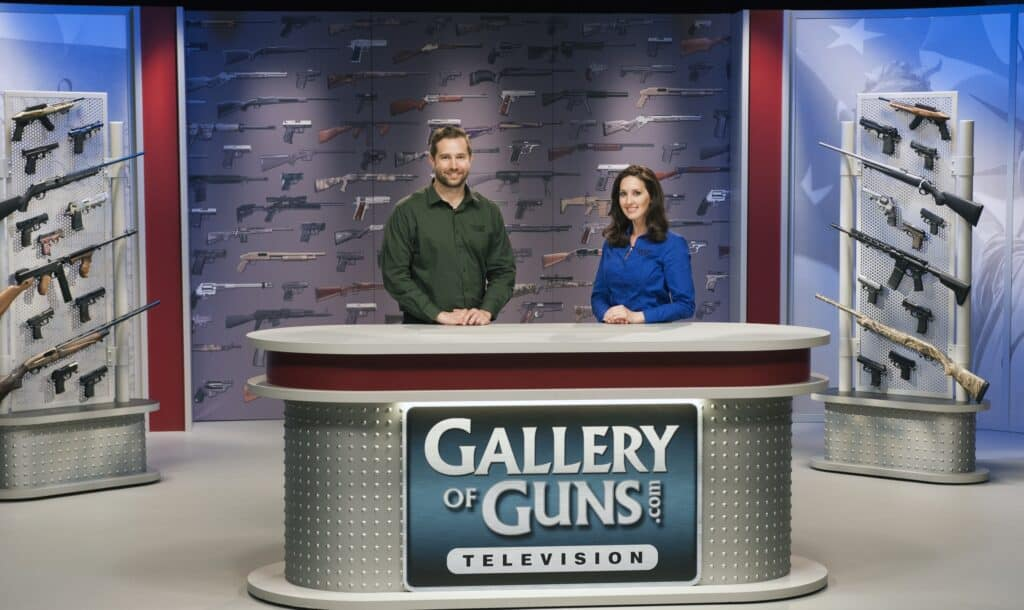 Gallery of Guns - Ann Marie and Aaron