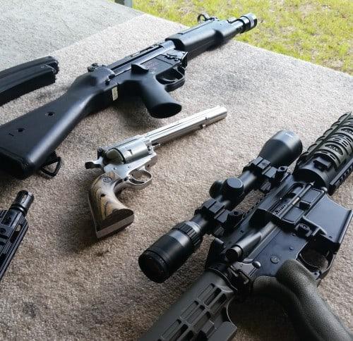 Kavod Custom Range Day Firearms