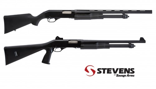 Stevens 20 Gauge Pump Shotguns