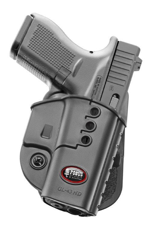 Fobus Glock 43 Holster GL-43 ND