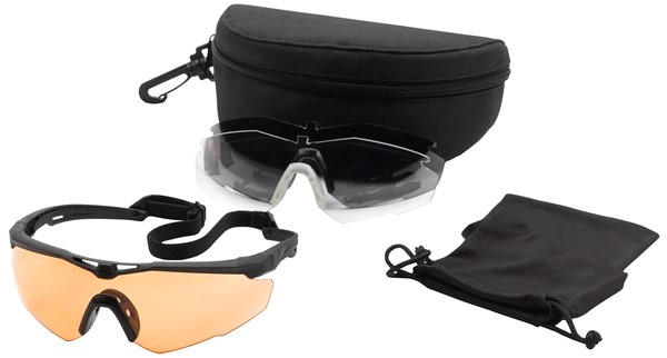 Revision StingerHawk Shooters Deluxe Eyewear Kit