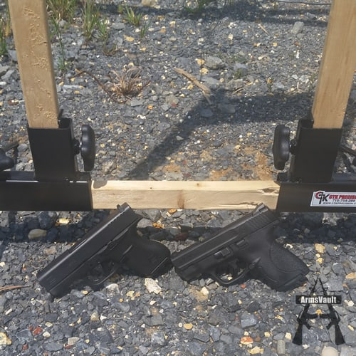 Glock 43 and SW Shield
