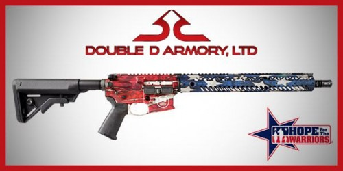 Double D Armory Commemorative Rifle Giveaway