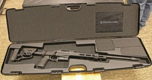 Bergara Douglasville SWAT Rifle