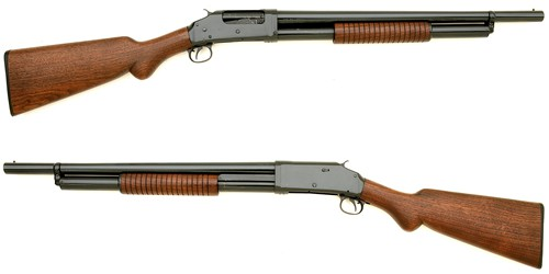 IAC Model 97 Cowboy Pump Shotgun