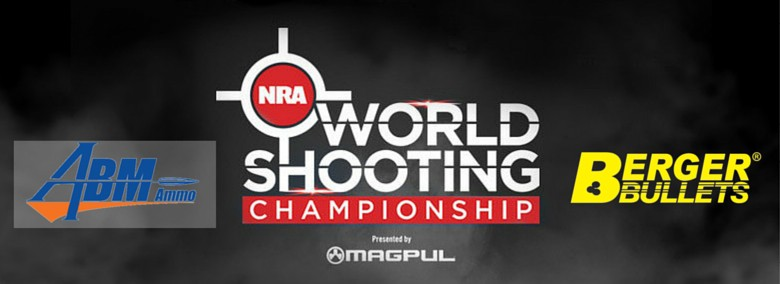ABM Ammo and Berger Bullets Sponsor NRA National World Shooting Championship