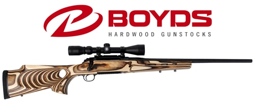 Remington 710 with Boyds Gunstock