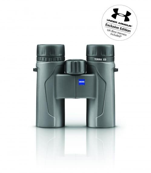 ZEISS TERRA ED Binocular with Under Armour Bino Harness