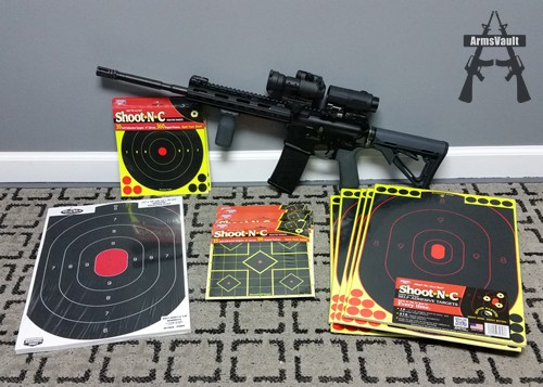 Birchwood Casey Shooting Range Targets