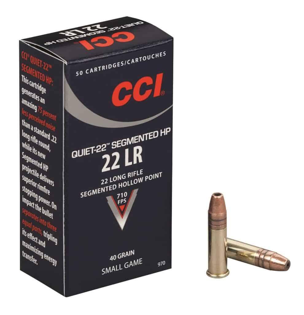CCI Quiet-22 Segmented HP