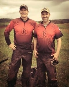 Surgeon Rifles Shooting Team - Kevin Elpers and Rich Emmons