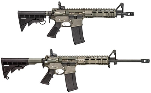 Battle Rifle Company BR4 Trident Rifles