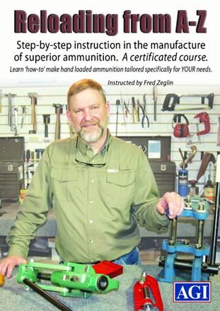 American Gunsmithing Institute Reloading DVD Course