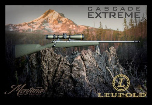 Montana Rifle Cascade Extreme
