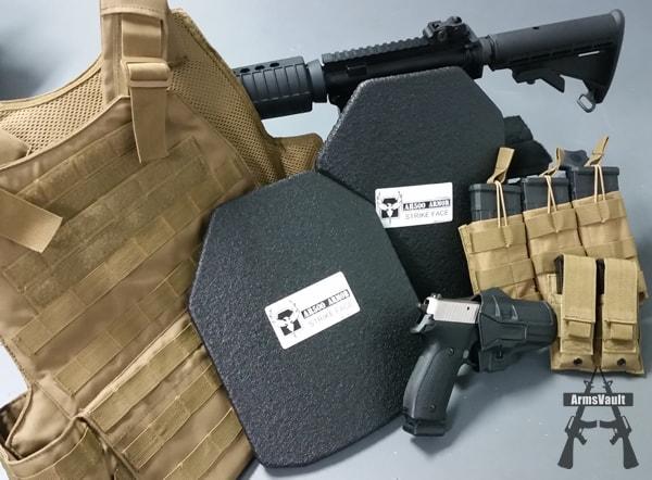 AR500 Armor Body Armor