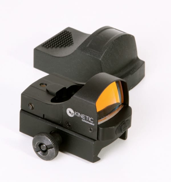 Kinetic Concealment Red Dot Sight