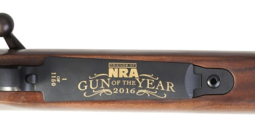 Montana Rifle American Legens Rifle - 2016 Friends of the NRA Gun of the Year Award