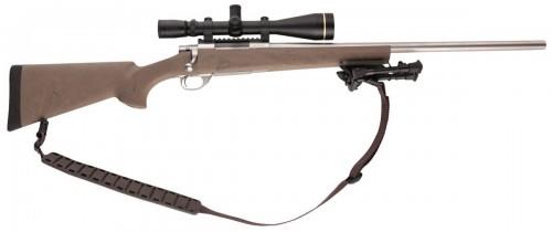 Hogue Full-Length Aluminum Bed Block Stock Rifle