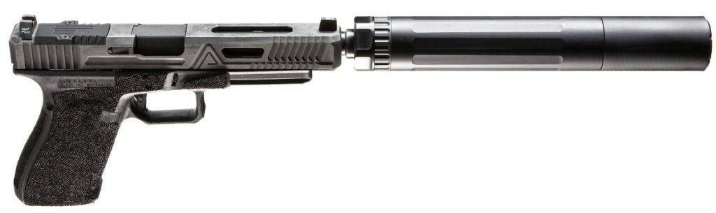 Dead Air Armament Ghost-M Mounted - Agency G41