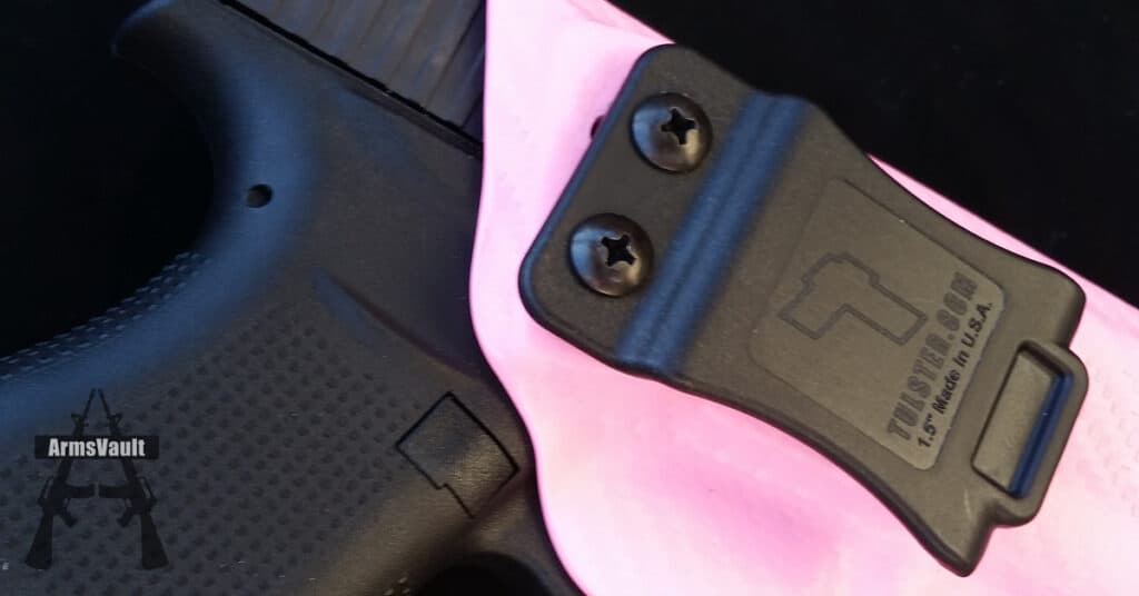 Glock 43 with Tulster Holster