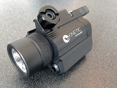 Kinetic Concealment LC-01 Laser Light Combo