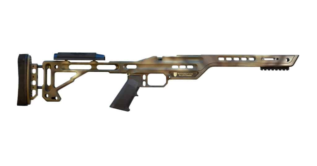 MasterPiece Arms MPA BA Lite Chassis