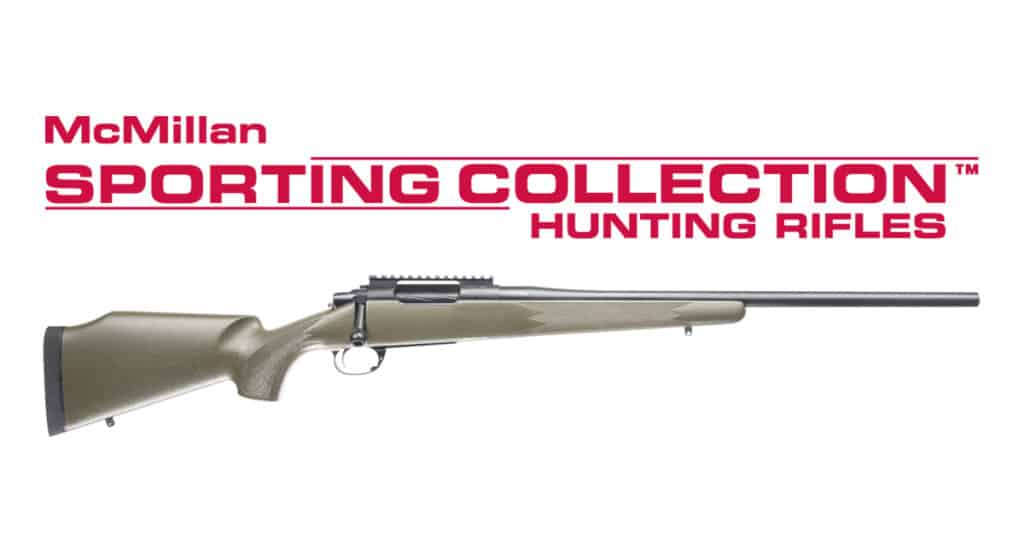 McMillan Sporting Collection Hunting Rifles