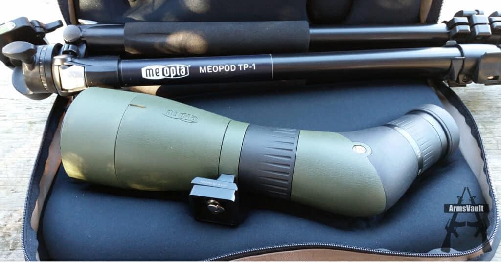 Meopta MeoPro HD 80 Spotting Scope with Tripod