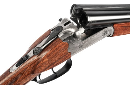 Merkel 40E Field-Grade Side-by-Side Shotgun