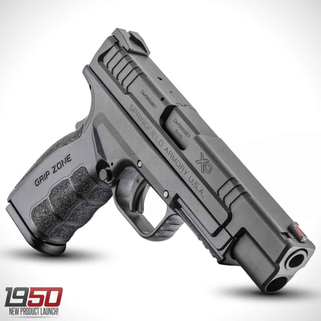 Springfield Armory XD Mod 2 Tactical Model