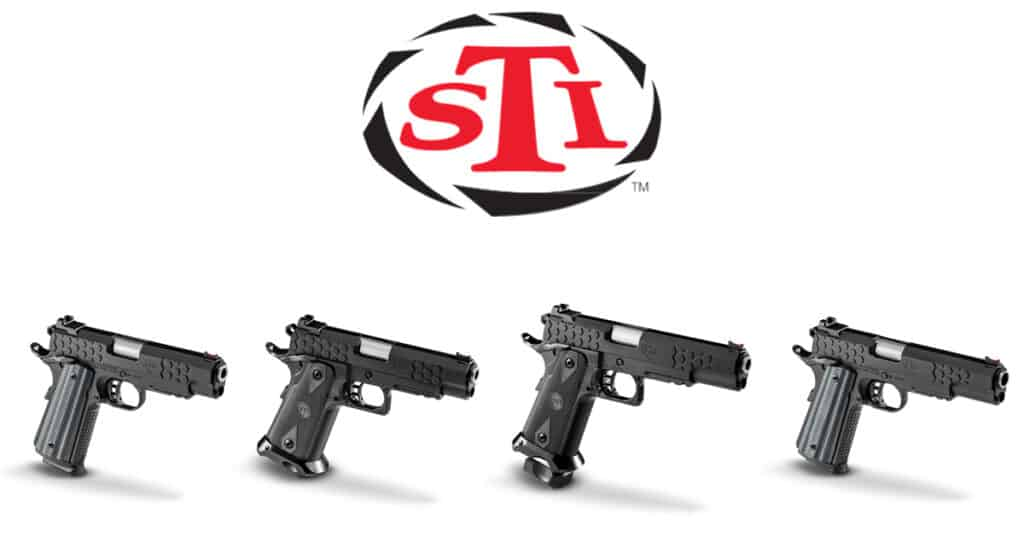 STI HEX Tactical Pistol