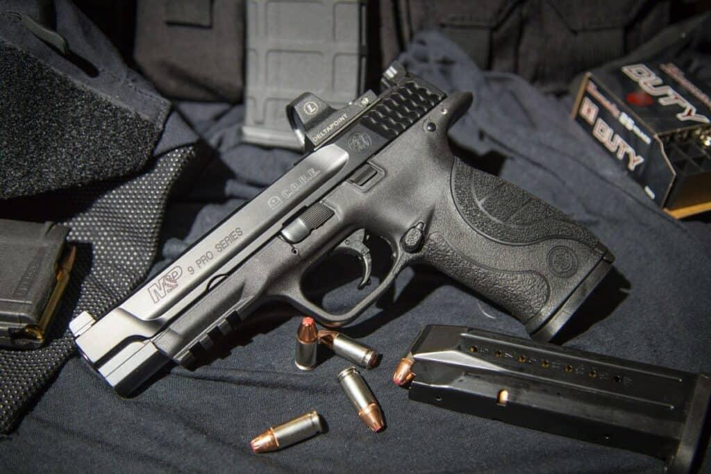 Smith Wesson MP CORE Pistol