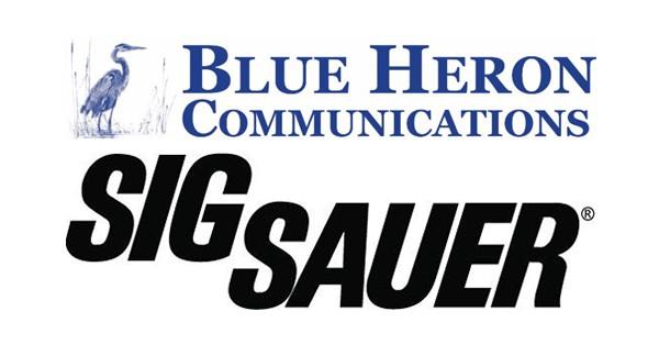 Blue Heron Communications - Sig Sauer