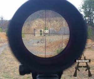 Burris AR Riflescope Reticle