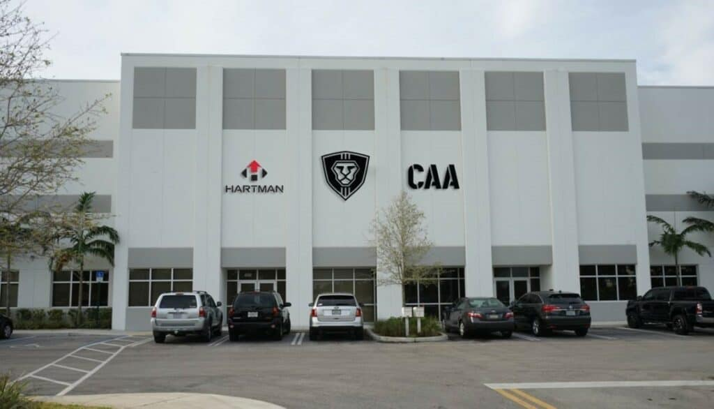 CAA USA Pompano Beach Location