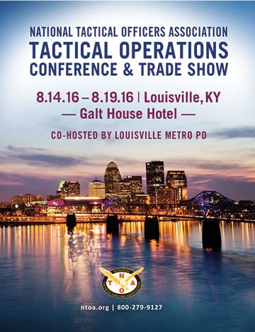 NTOA Tactical Operations Conference and Trade Show 2016