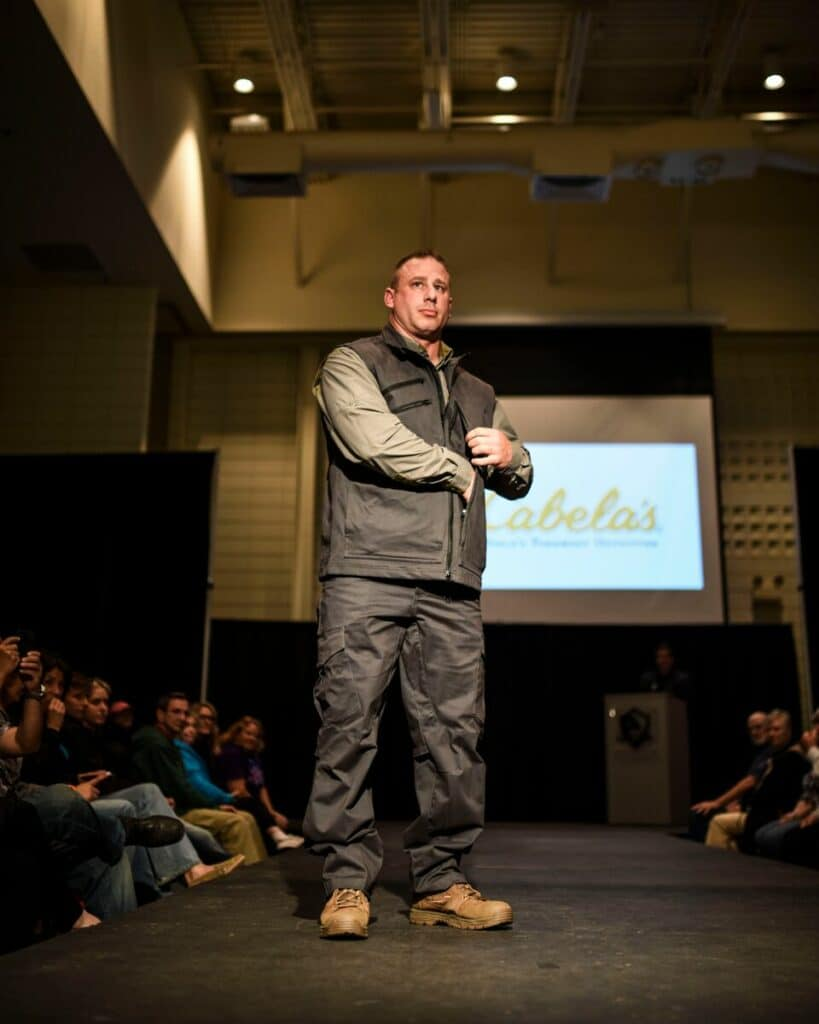 Concealed Carry Expo Fashion Show