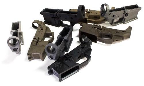 Faxon Firearms - Houlding Precision Receivers in Cerakote Colors